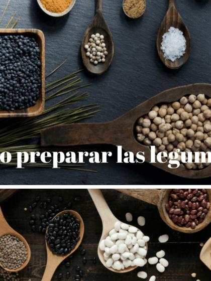 Cómo preparar las legumbres - La Cocina Ortomolecular
