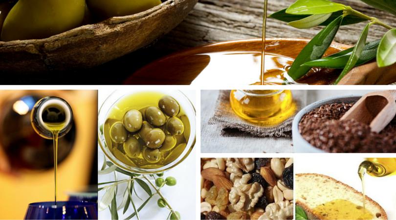 Los aceites saludables