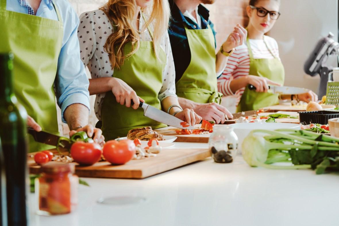 Taller Alimentación Saludable by La Cocina Ortomolecular