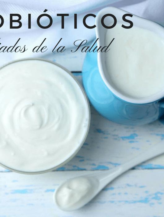 La Cocina Ortomolecular- Probióticos