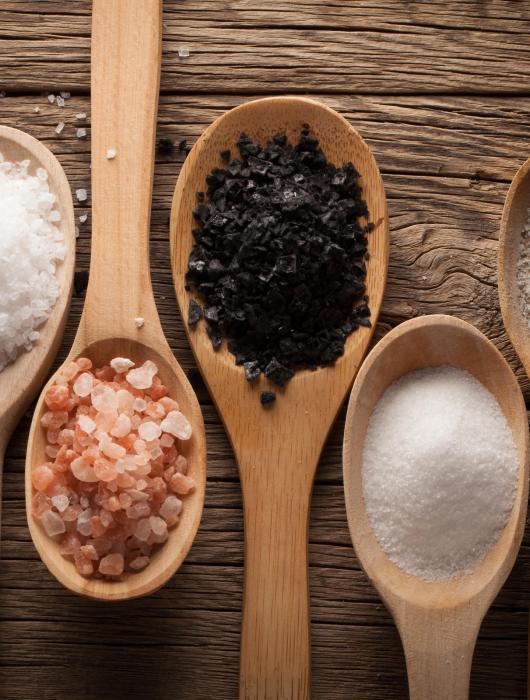 Sales del mundo -La Cocina Ortomolecular