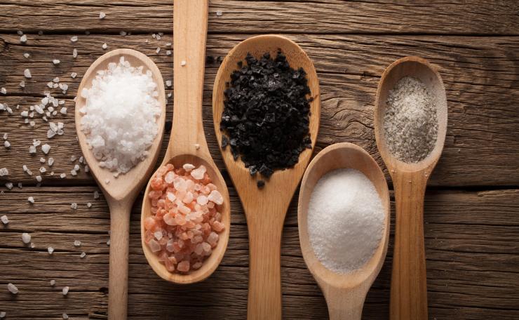 Sales del mundo y sus propiedades -La Cocina Ortomolecular