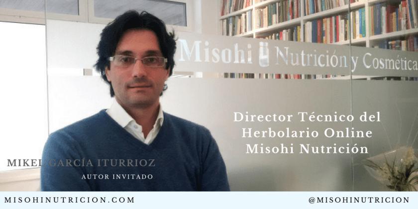 La Cocina Ortomolecular- Misohi Nutrición Herbolario Online