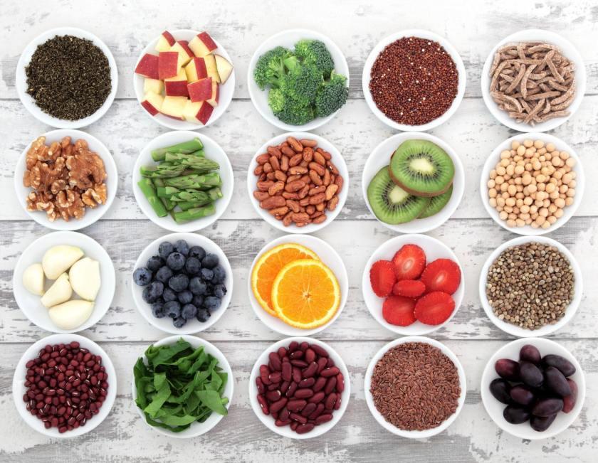 Los ingredientes de la Cocina Ortomolecular