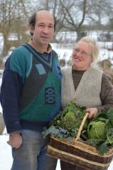 jean-Pierre et Chantal cornée