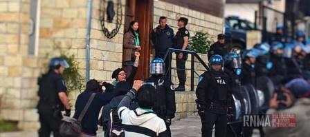 policia bariloche