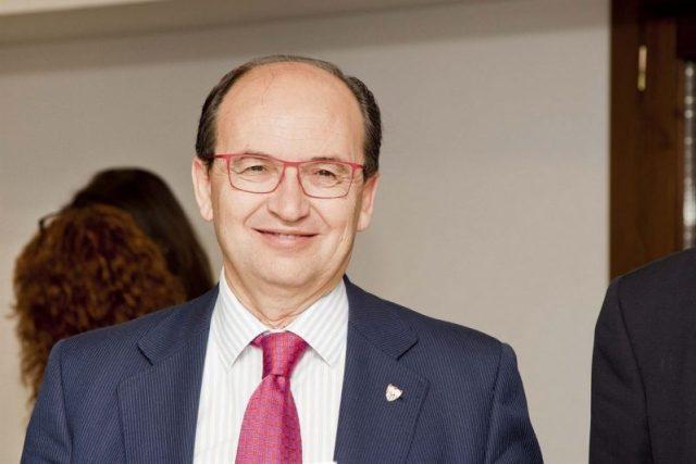 José Castro analiza la situación del club   Imagen: EuropaPress