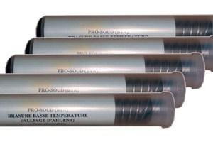 brasure basse température aluminium