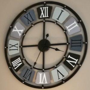 Horloge LA COLOC'ANGEVINE