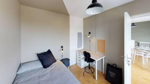 La COLOC ANGEVINE Premium - Chambre 4 03