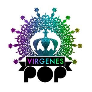 LOGOTIPO VIRGENES POP