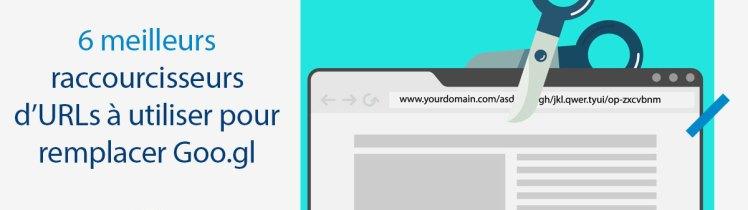 6 meilleurs raccourcisseurs d'URLs à utiliser pour remplacer Goo.gl
