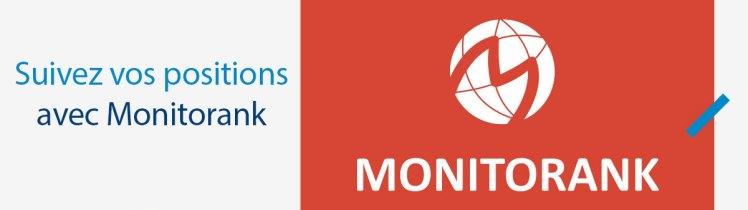 Suivez vos positions avec Monitorank