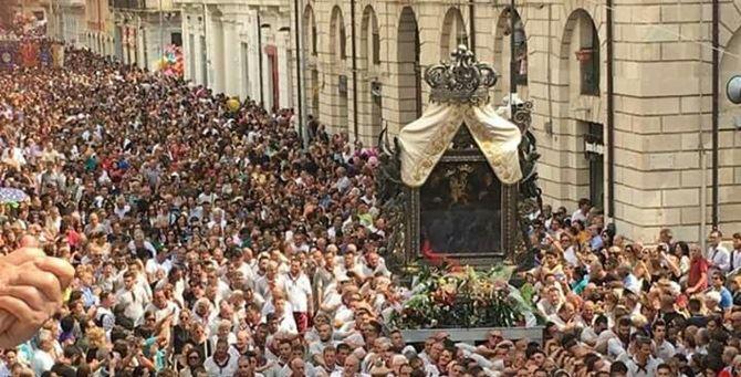 Reggio Calabria, la processione di Festa di Madonna non si farà neanche quest'anno. L'annuncio ufficiale dell'arcivescovo Morrone