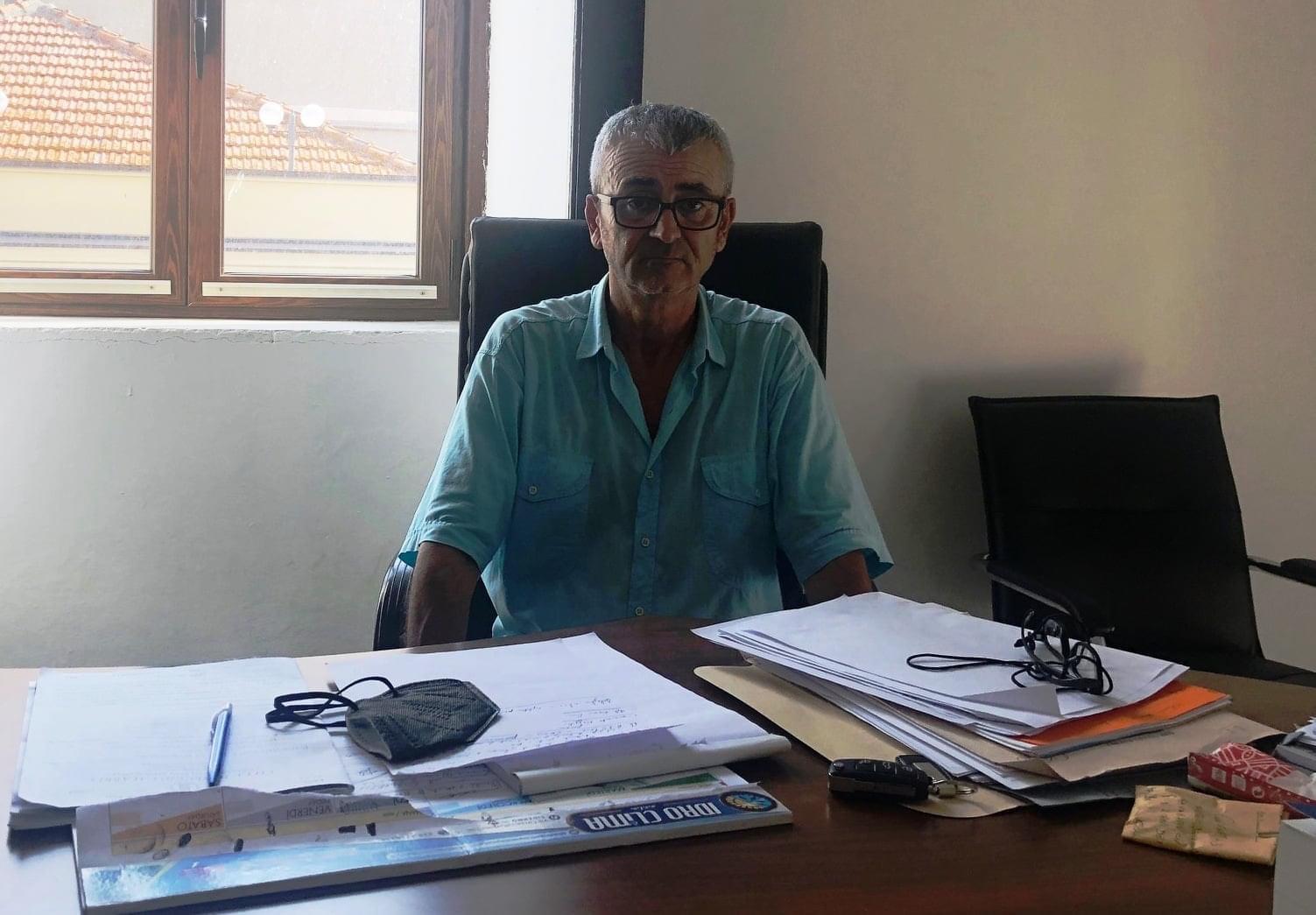 E' arrivato a Siderno Antonio Cogliandro. NUOVO COMANDANTE DELLA POLIZIA LOCALE