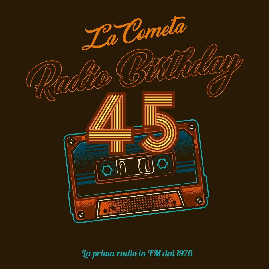 23.09.1976 – 23.09.2021… e con oggi sono 45 anni di Radio Siderno La Cometa. La prima radio in FM nella Locride