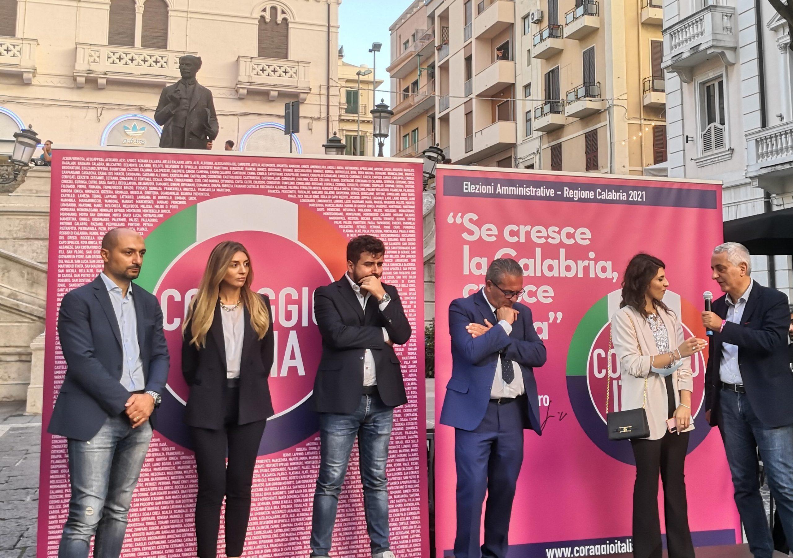 Comunicato Stampa Cambiamo! Reggio Calabria