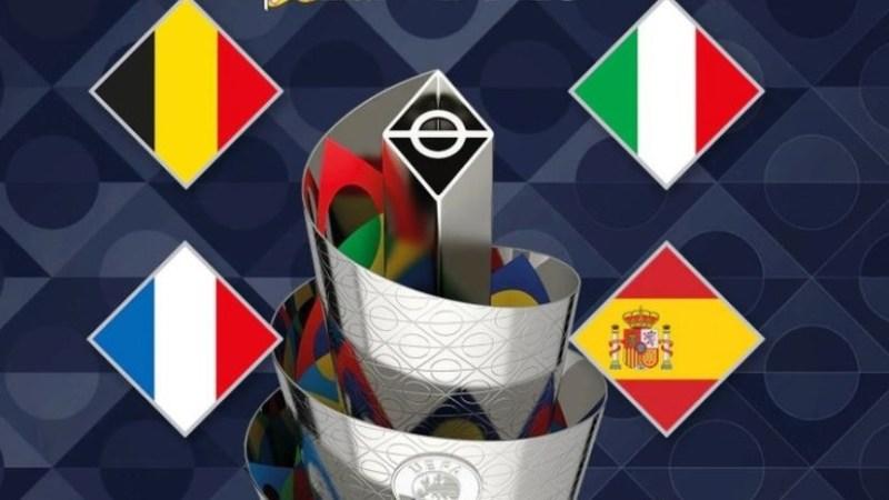 NATIONS LEAGUE: questa sera Italia-Spagna, domani Belgio-Francia. Finale domenica allo stadio Meazza