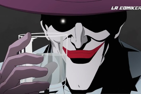 the killing joke- la comikeria