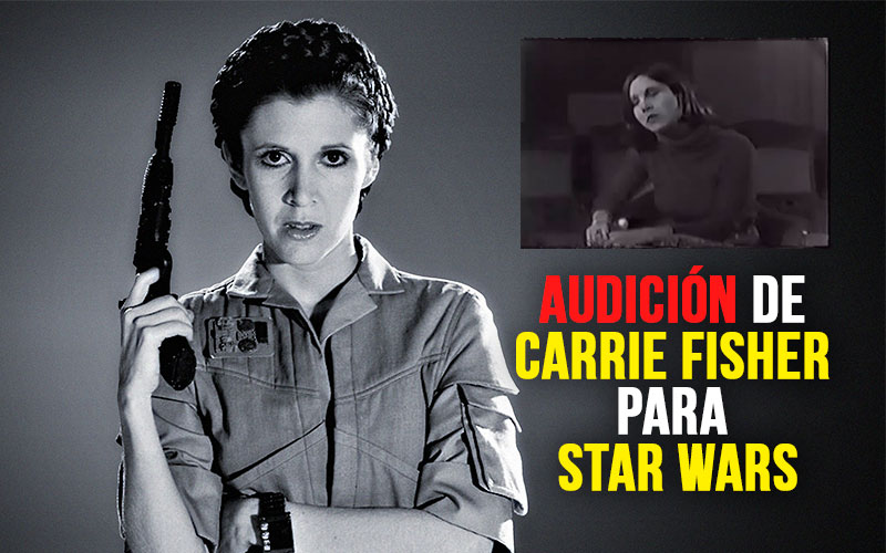 audicion-carrie-fisher-starwars