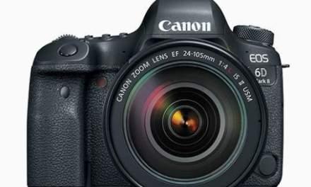 Canon Europe prezintă mult-aşteptatul model EOS 6D Mark II