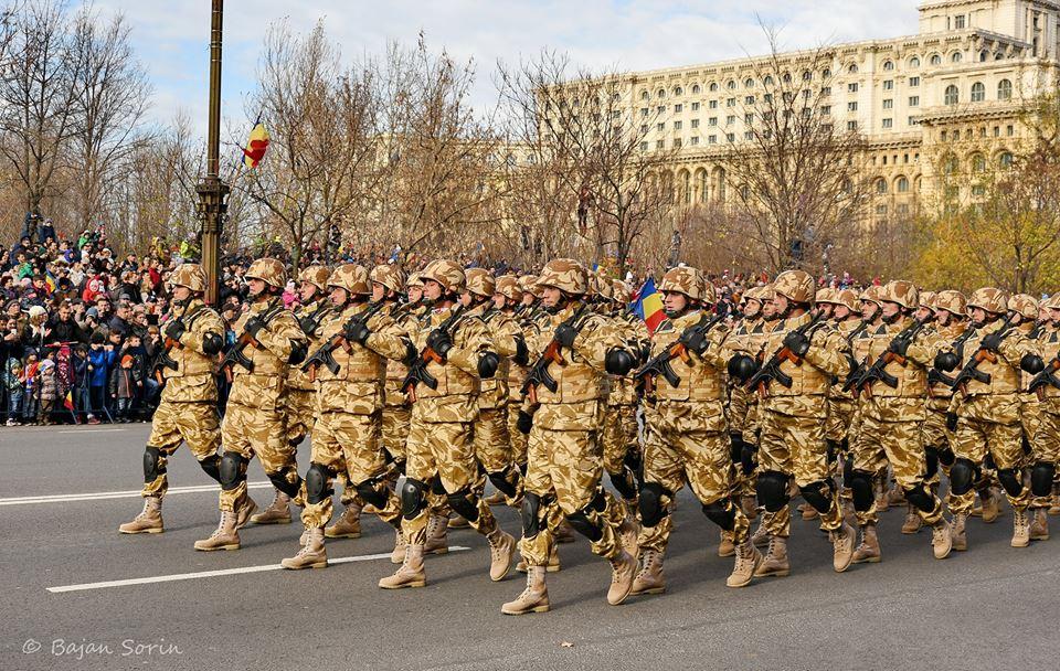 Programul paradei de 1 Decembrie