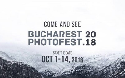 Bucharest Photofest. 2018