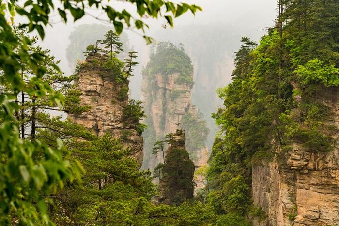 Valcu Marius Avatar mountain Zhangjiajie China resize