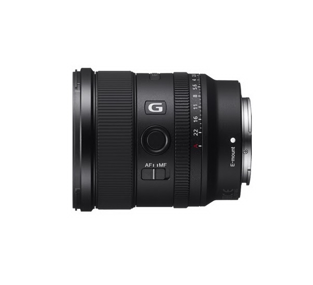 Sony lanseaza FE 20mm, F1.8G