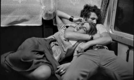 Îndrăgostiți în tren, 1975, România