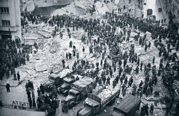 Iosif Berman Marele cutremur din anul 1940