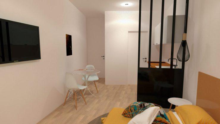 Studio 1 à Talence (Forum)