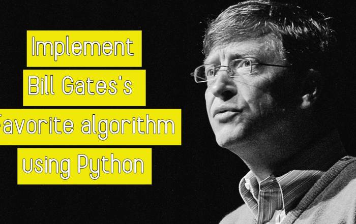 Pancake Sorting Algorithm Implement Bill Gates' Favorite Algorithm | Laconicml