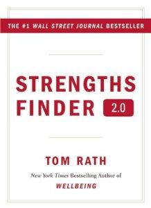 StrengthsFinder, Tom Rath, NYT Bestseller, Wall Street Journal Bestseller