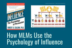 MLM, MLMs, Multi-Level Marketing, Network Marketing, Direct Sales, Psychology of Influence, Psychology of Persuasion, Robert Cialdini, influence, psychology, strategic risk