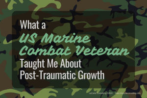 US Marine, Marine, combat veteran, Marine veteran, military veteran, US veteran, veteran PTSD, PTSD, Post-Traumatic, Post-Traumatic Stress Disorder, Post-Traumatic Growth, workplace strategy, workplace accommodations, toxic workplace