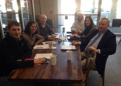 strategic planning, coffee, facilitation, problem-solving