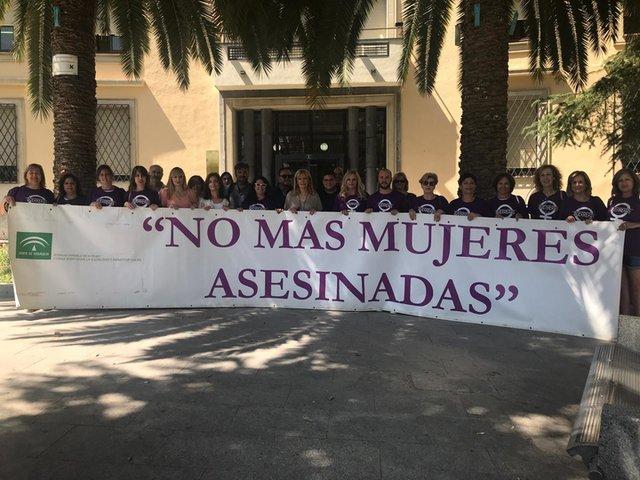 Resultado de imagen de Servicio Integral de Atención y Acogida a Mujeres Víctimas de Violencia de Género