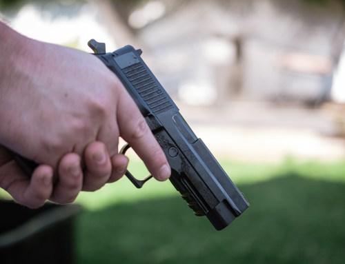 Les mesures de contrôle des armes à feu peuvent-elles sécuriser la population?