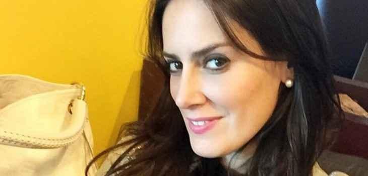 ¡Mostró más de la cuenta! Adriana Barrientos deleitó a sus fans con osada transparencia