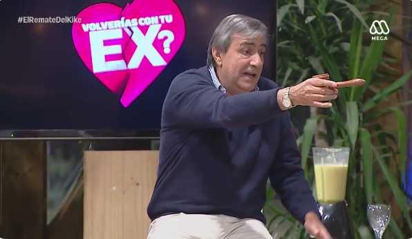 La frase de Kike Morandé a Marco y Aylén en 'Volverías con tu ex?' que sacó aplausos en Twitter