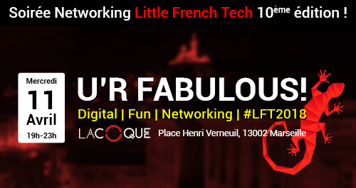 Soirée Networking Little FrenchTech