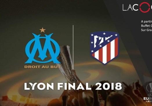 Soirée Finale OM-Atletico De Madrid