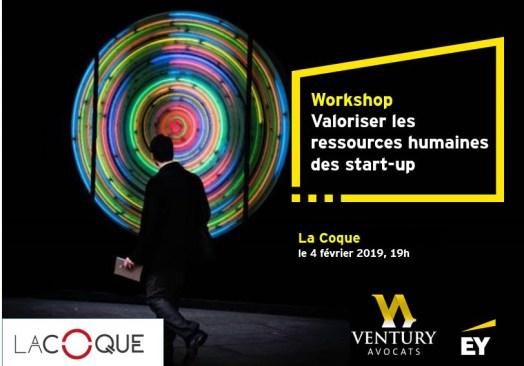 Conférence EY –  Valoriser les ressources humaines de l'entreprise : statut du dirigeant, management package, et solutions collectives.