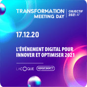 Live du Transformation Meeting Day !