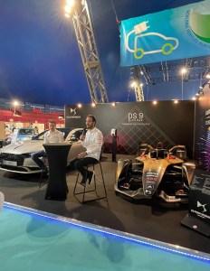 Ever Monaco - stand DS Automobile
