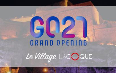 Un Village La Coque de 12 loges au Grand Opening de Medinsoft !