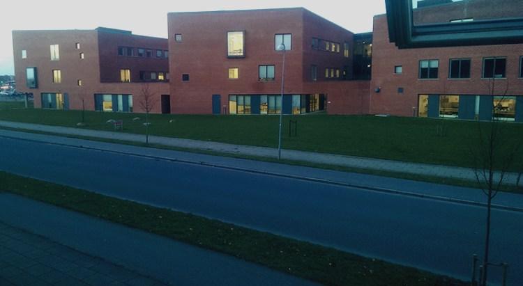 viborg ville danoise logements étudiants