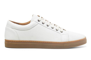 baskets sneakers blanches