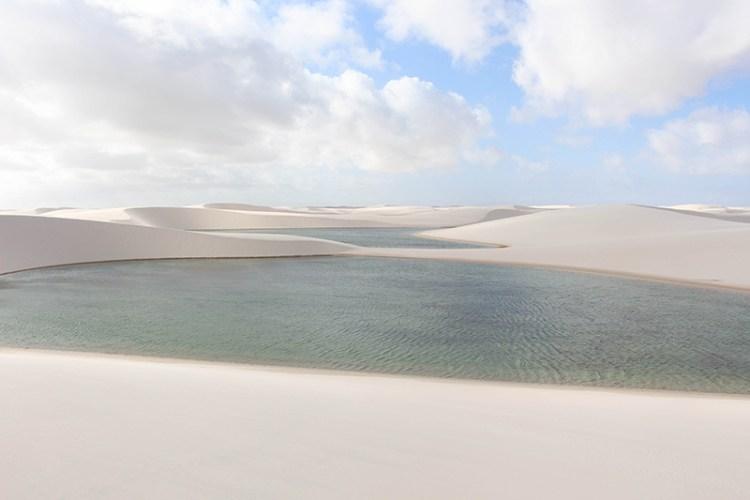 lençois maranhenses dunes et lagunes